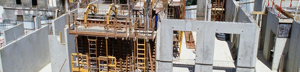 Protection des Matériels de Construction.
