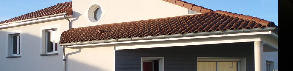 Peinture thermique isolante, toiture et façade.